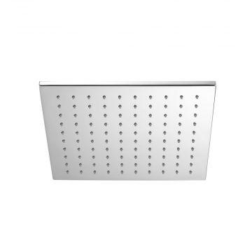HSK Shower & Co! hoofddouche vierkant 25x25 cm, chroom