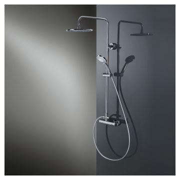 HSK Shower-Set RS 200 Mix, chroom