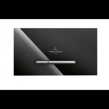 Villeroy & Boch ViConnect M300 bedieningspaneel 25,3 x 14,5 cm, zwart