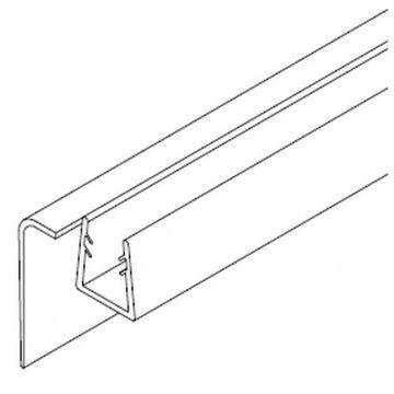 Guo Free soft bodemstrip 65,4 cm. (ev3) transparant, transparant