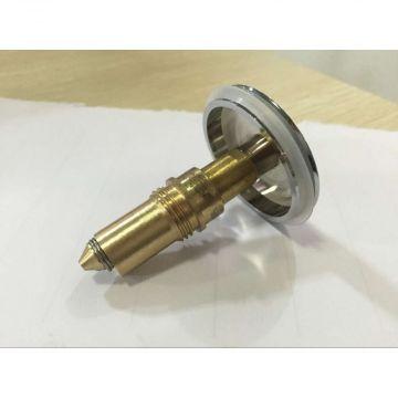 Guo plug voor badoverloop a1040-c chroom, chroom