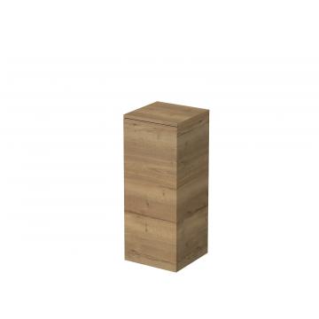 Sub Vito kast halfhoog 35x35x86,8cm rechts natuur eiken, natuur eiken