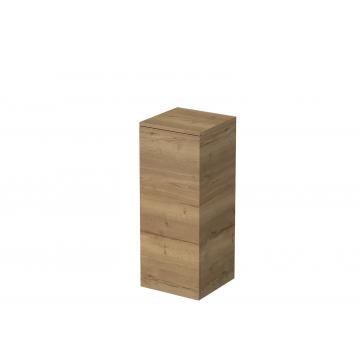 Sub Vito kast hlafhoog 35x35x86,8cm links natuur eiken, natuur eiken