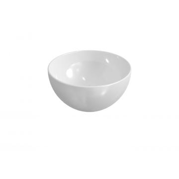 Sub 065 opzetfontein rond 24 cm, wit