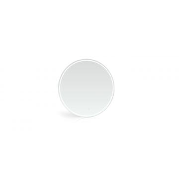 Sub 16 ronde spiegel met LED-verlichting 80 cm