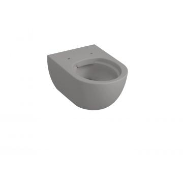 Sub 010 hangend toilet spoelrandloos 35 x 35,5 x 54 cm, cement