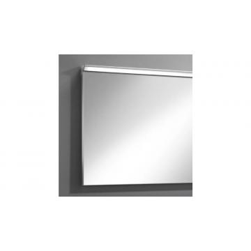 Sub 16 spiegel met LED-verlichting en dimmer 60 x 60 cm, zilver