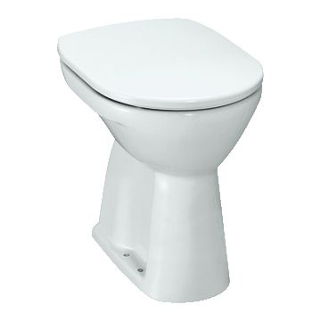 Laufen Pro staand toilet 45 x 36 x 45 cm, wit