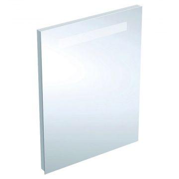 Geberit Renova compact spiegel met verlichting 50x65 cm