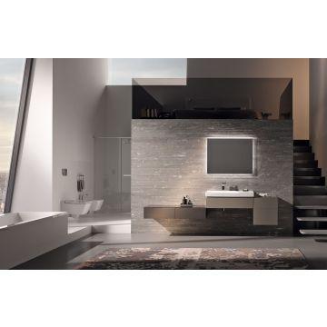 Geberit Xeno2 spiegel indirecte led-verlichting+verwarming 90 cm