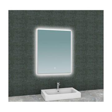 Sub Soul spiegel met LED verlichting 60 x 80 cm