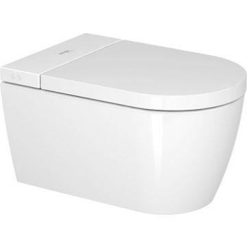 Duravit SensoWash Starck F Plus Compact complete douche wc, wit
