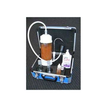 AquaStar demonstratiekoffer m. mini ontharder om zacht water te maken
