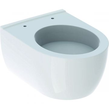 Geberit iCon hangend toilet verkort 49 cm KeraTect, wit