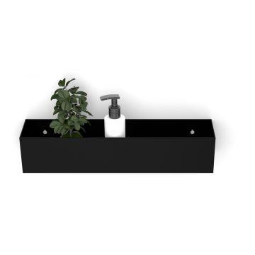 LoooX Colour Shelf Box 30 cm, mat zwart