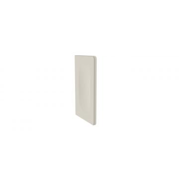 Plieger Nola keramisch urinoirschot 73 x 47,5 cm, mat wit