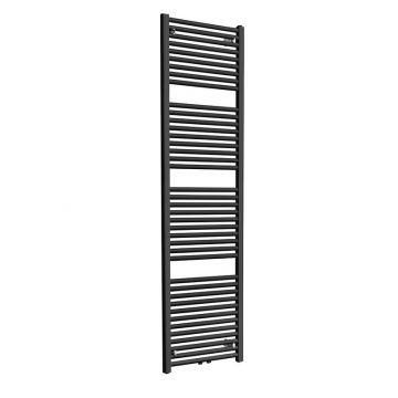 Wiesbaden Elara radiator 181,7x45 cm, mat zwart