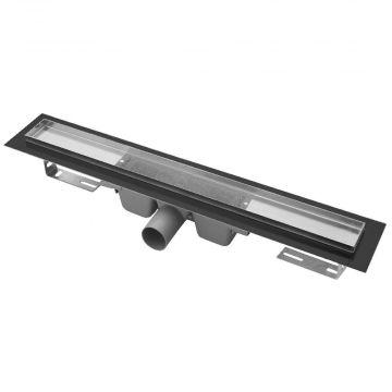 Sealskin Rockdrain 50x800 mm inbouwdiepte 110-168 mm, RVS