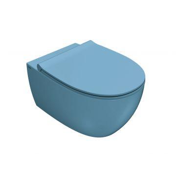 Globo 4All hangend toilet 33 x 36 x 54 cm, bluette