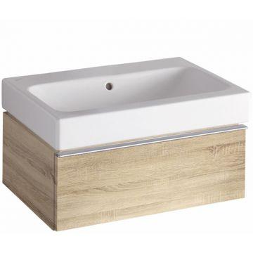 Geberit iCon badkamermeubelset 30 - wastafel en wastafelonderkast 60 cm